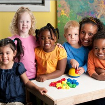 Preschool Program at Lighthouse Childcare Center - Waterbury Connecticut